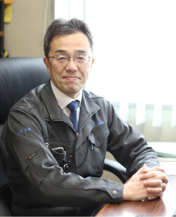 代表取締役 佐藤 正晴